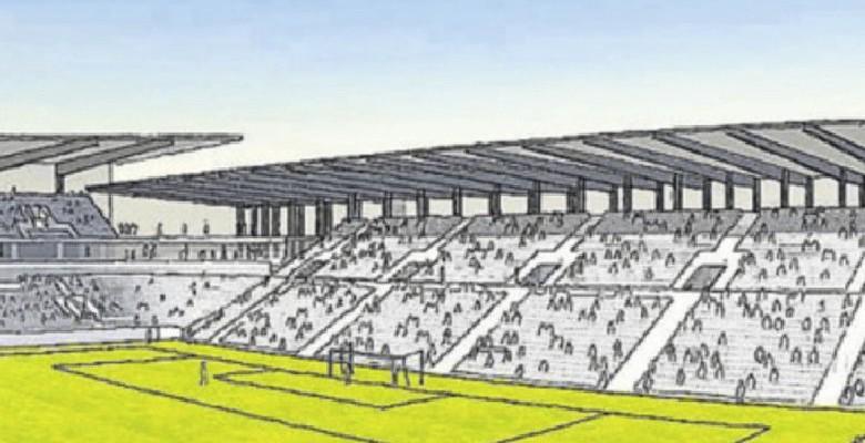 Angers SCO s'offre une tribune à 5 millions d'euros