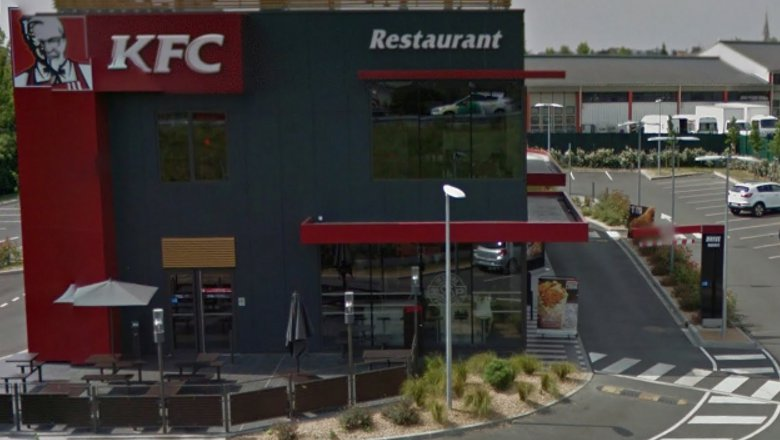 KFC Angers a ouvert ses portes le 25 novembre 2014