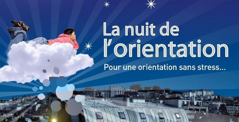 La Nuit de l'Orientation le 3 février à Angers
