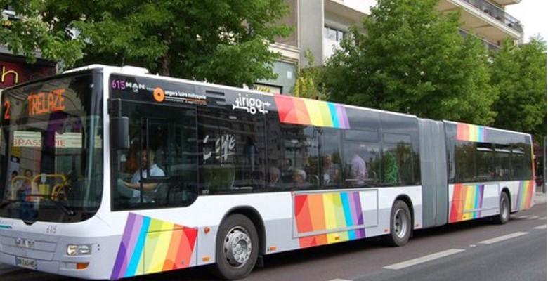 Angers : Les bus de retour à Belle-Beille