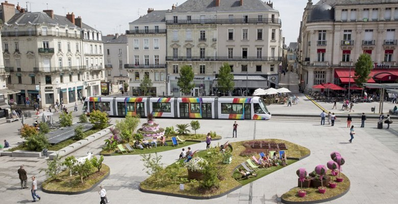 Angers, ville la plus verte de France