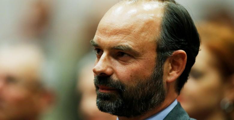 Le premier ministre Edouard Philippe à Angers pour le WEF