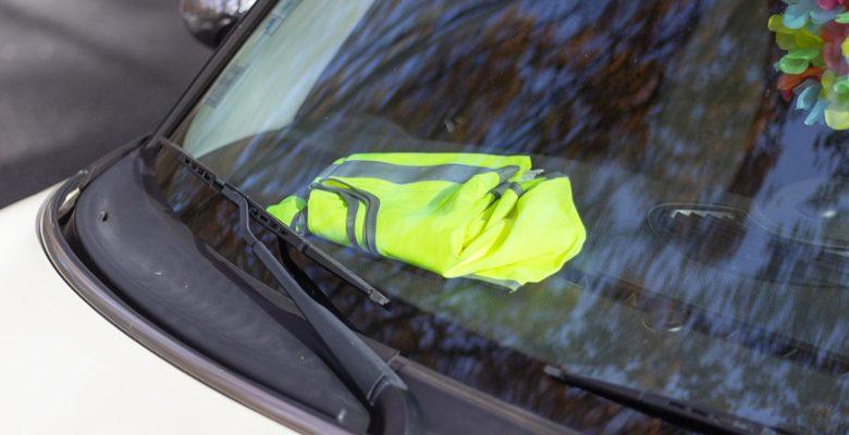 Gilets jaunes : plainte déposée à Espace Anjou