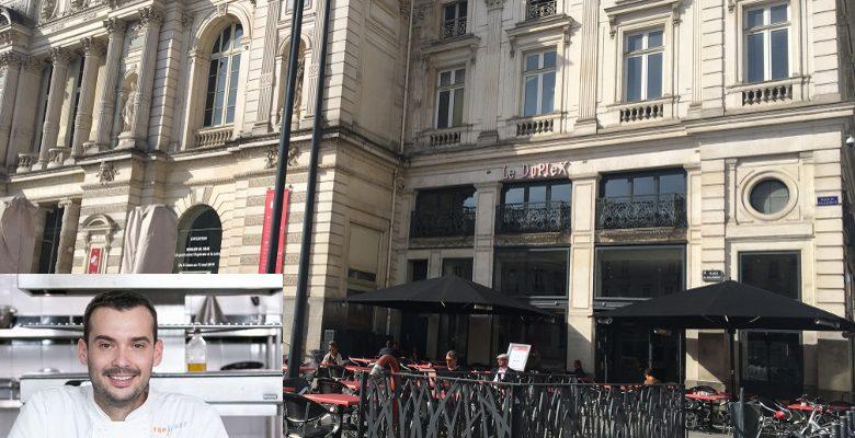 Le vainqueur de Top Chef de retour à Angers