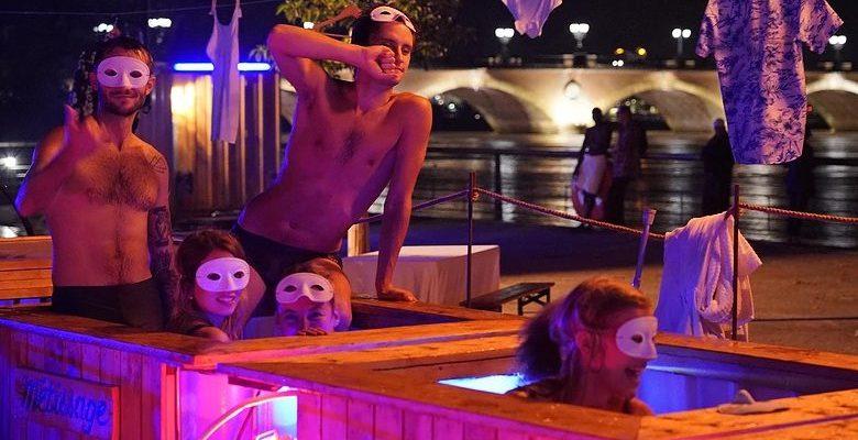 Angers : des bains publics aux prochains Accroche-Coeurs