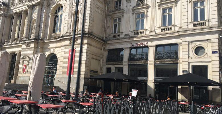 Angers : top départ pour le restaurant de Samuel Albert
