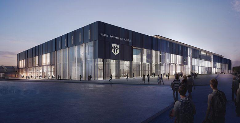 Angers-SCO : le chantier de la nouvelle tribune retardé