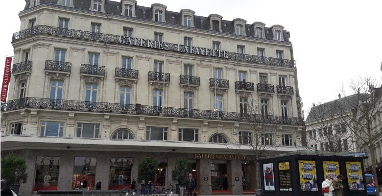 Les Galeries Lafayette au menu de Made in Angers