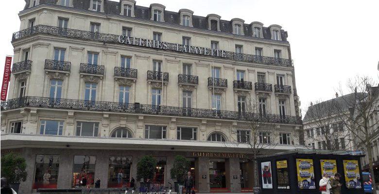 Les Galeries Lafayette au menu de Made in Angers
