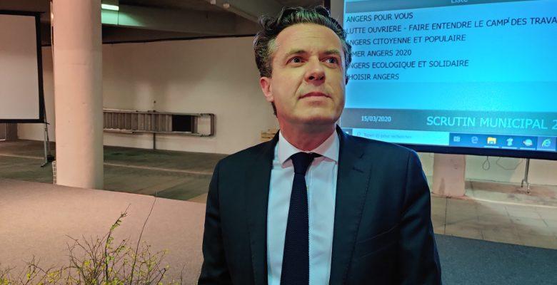 Angers : Béchu réélu haut la main