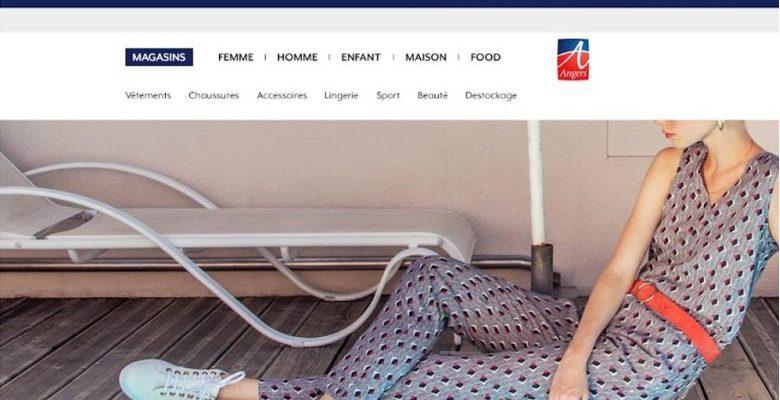 Angers : une plateforme e-commerce pour les enseignes fermées