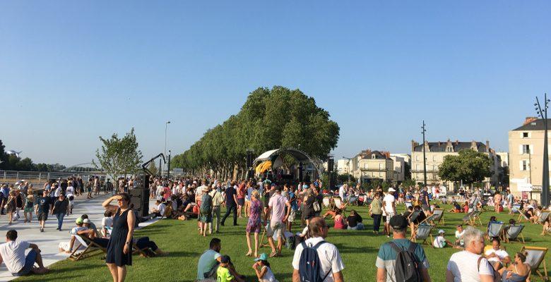 Angers : la Ville ferme l'esplanade Cœur de Maine