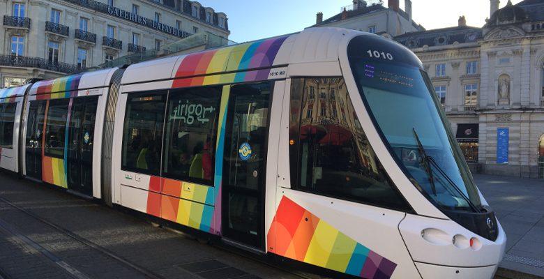 Angers : La place du Ralliement privée de tram pendant deux ans